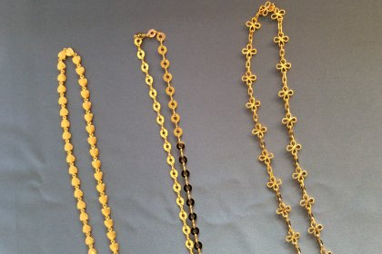 New models of chains presented in the last edition of Bisutex